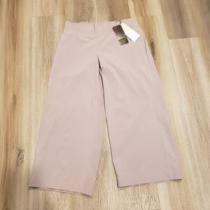 Calia by Carrie Underwood pants crop gray Small